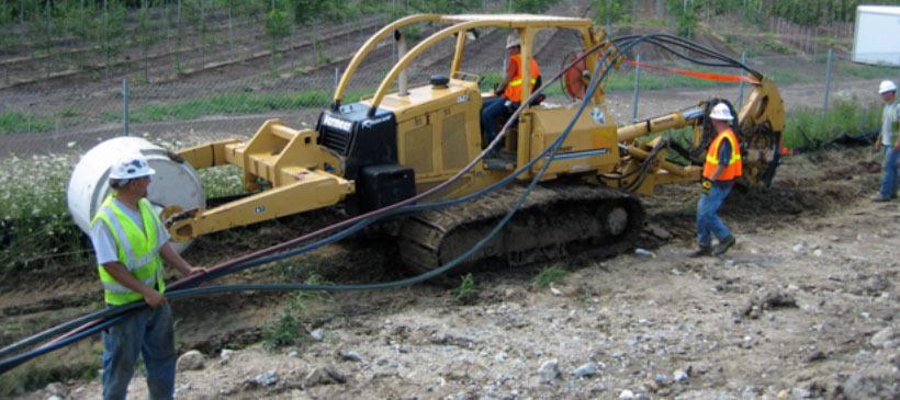 Fiber Optic Installation, I-355