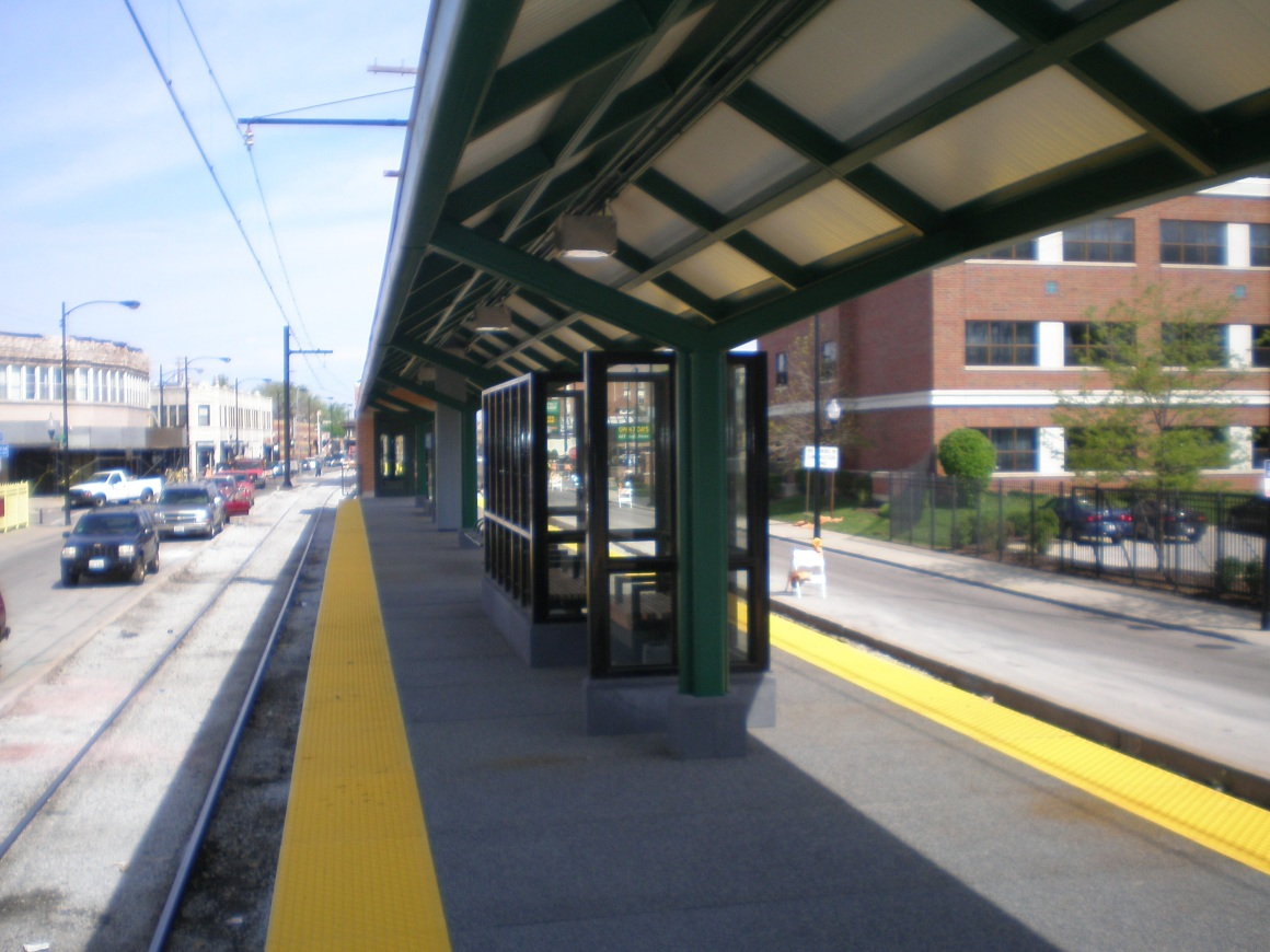 South Shore Commuter Station