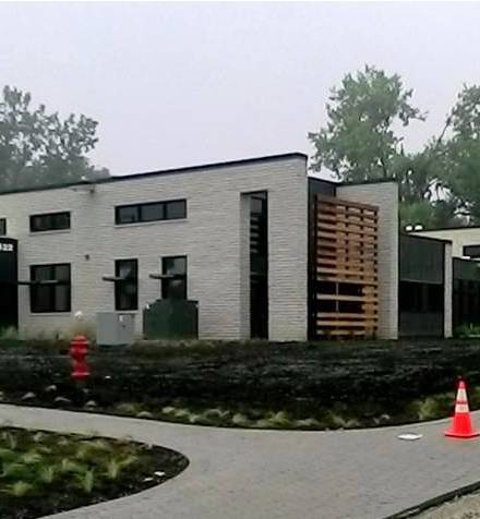 DuPage County Children's Advocacy Center – (LEED Silver)