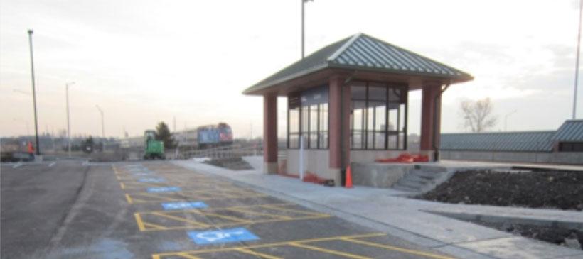 Metra – Cicero Station
