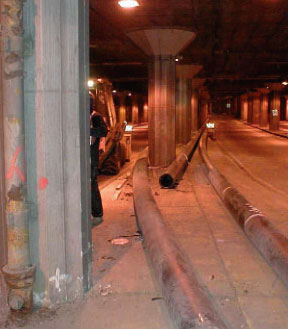 Wacker Drive Utility Improvement and Relocation